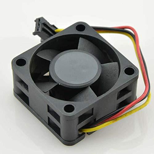 CAQL Kühler Lüfter für Sunon KDE1204PKVX MS.M.B400, Cisco Catalyst 2950-12 C2950-24 2950G-12 2950G-24 2950SX-24 2950T-24 Schalter, DC12 V 1,6 W 3-Pin 402020 mm