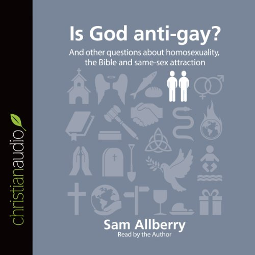 Is God Anti-Gay? audiobook cover art