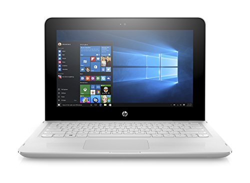 HP x360 11-ab009nb 1.6GHz N3060 Intel Celeron 11.6' 1366 x 768Pixel Touch screen Bianco Computer portatile