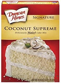 Best duncan hines coconut cake Reviews