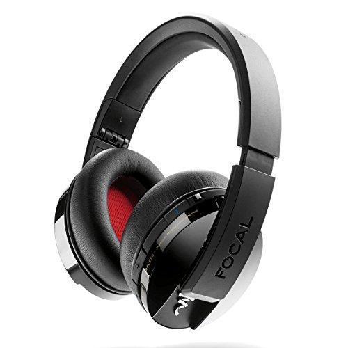 Focal Casque Audio sans Fil Noir