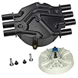 Bravex Ignition Distributor Cap & Rotor Kit Fits D328A 10452458 DR475 Olds Chevy...