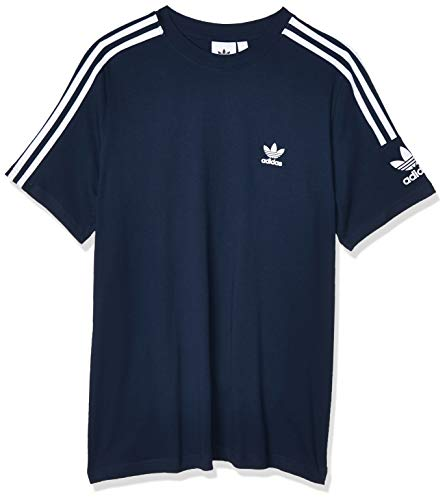 adidas Lock Up tee T-Shirt, Hombre, Collegiate Navy, XL 🔥