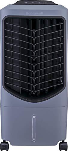 Honeywell Luftkühler, mobiles Klimagerät TC09PEG - Fernbedienung, 9 Liter Wassertank - Grau
