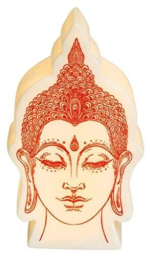 moses. LED-Deko-Licht Buddha, warmweiß