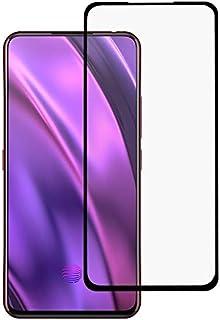 JIANGNIJPスクリーンプロテクター Vivo NEXデュアルディスプレイ用0.3 mm 9 H 2.5 Dフルスクリーン強化ガラスフィルム