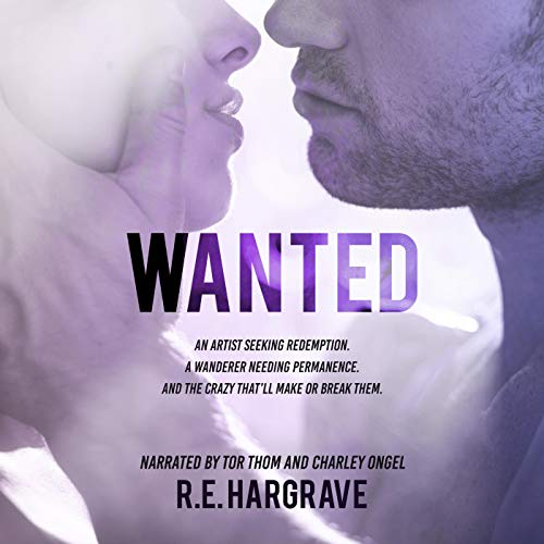 Wanted Audiobook By R.E. Hargrave cover art