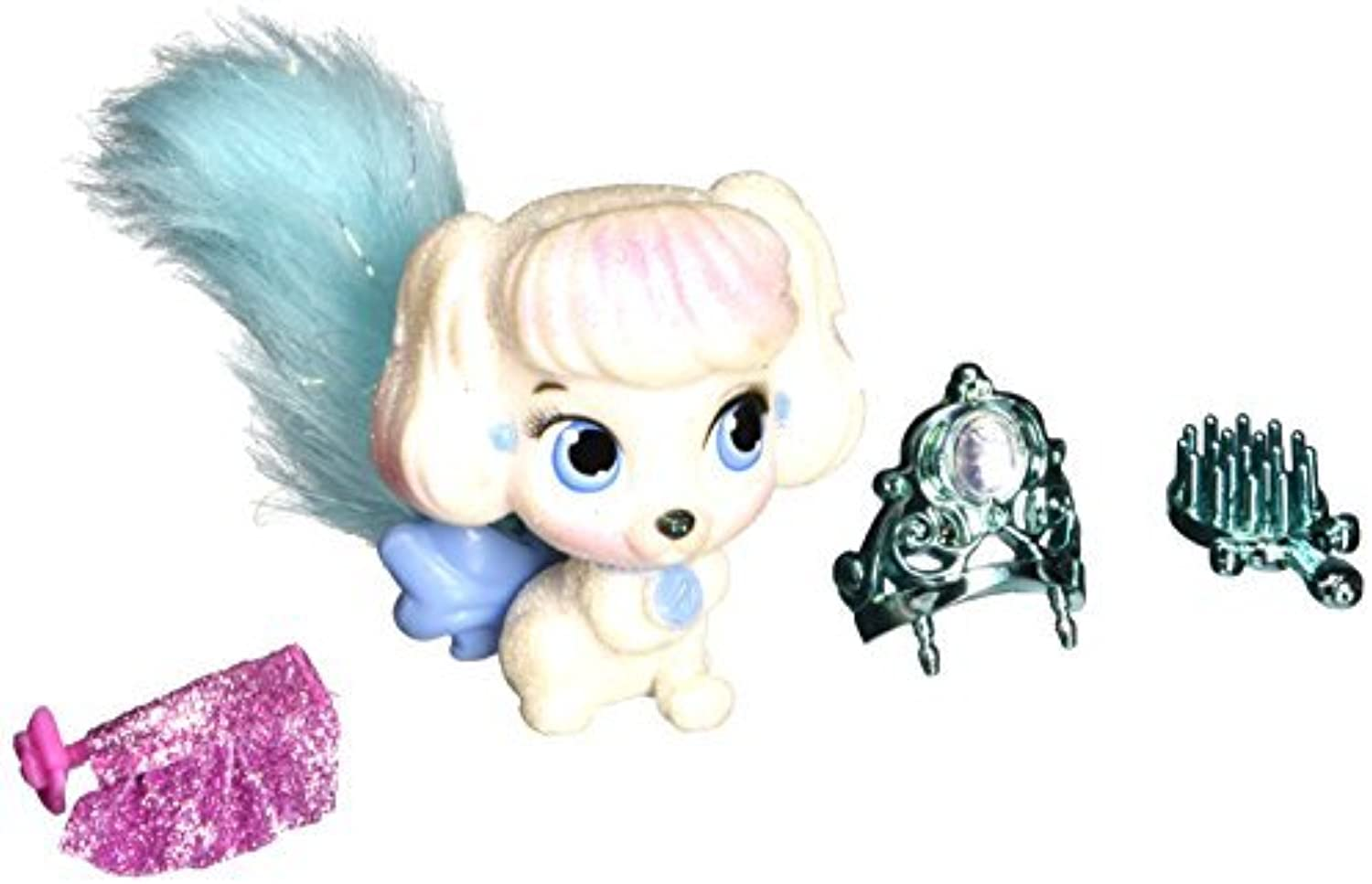 Disney Princess Palace Pets Glitzy Glitter, Cinderella's Puppy Pumpkin by Disney Princess