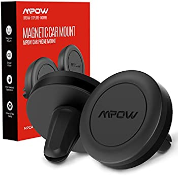 2-Pack Mpow Magnetic Car Phone Mount