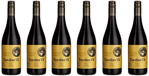 Faustino VII Tinto Rioja Vinos Tempranillo  Trocken (6 x 0.75 l)