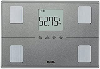 タニタ 体組成計 シルバー色 BC-316-SV