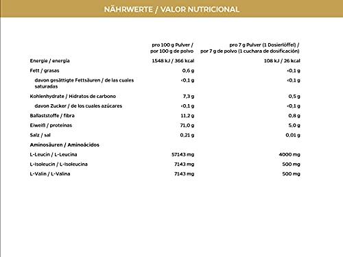 FSA Nutrition BCAA 8:1:1 Vegan-Wassermelone-420g - 3