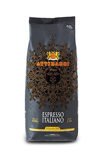 Attibassi Espresso Italiano Bean 2 kilo