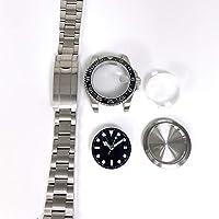 時計ケース ETA2836 / Pearl 3804運動867 GMT腕時計アクセサリー40mmステンレススチールケース 付属品を見る
