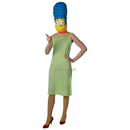 Disfraz de Marge Simpson