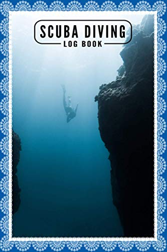 Scuba Diving log book: Scuba Diving Log Book, ssi dive log, dive log water proof book, Perfect traveler mini size 6x9' Track & Record 100+ Dives