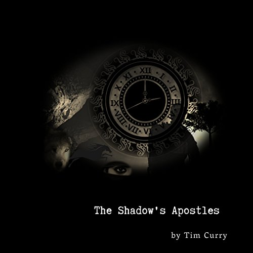 The Shadow's Apostles audiobook cover art