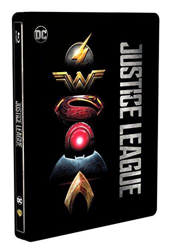 Justice League Steelbook 1 - Esclusiva Amazon