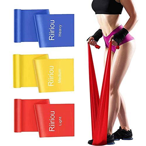 cintas elasticas pilates mujer Marca CozyHoliv
