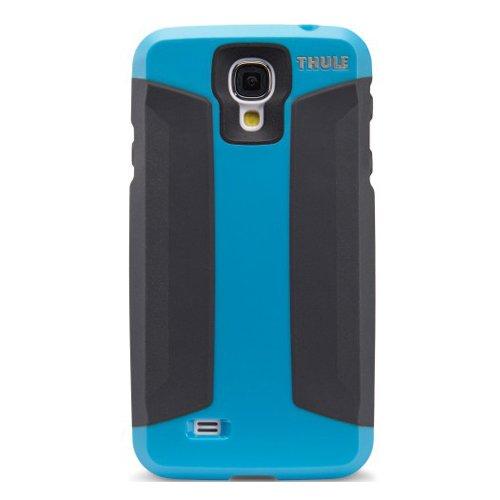 Thule TAGE3161BG Atmos X3-Custodia per Samsung Galaxy S4, motivo colore: blu/grigio