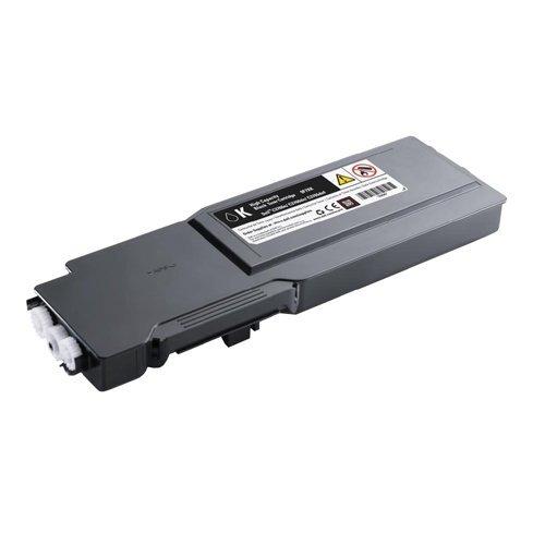 DELL 9F7XK Toner Cartridge 7000 pages Black 1pcs