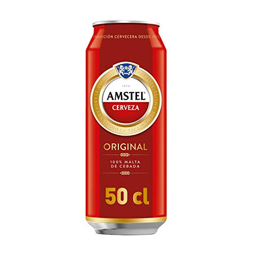 Amstel Beer Tin - 500 ml