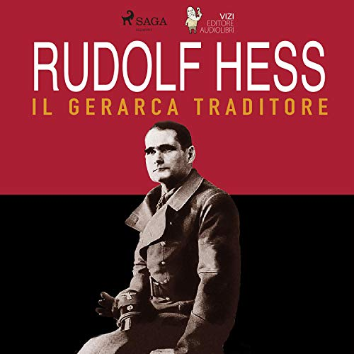 Rudolf Hess copertina