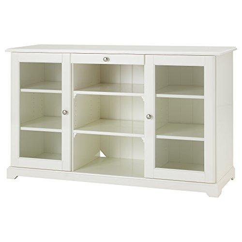 LIATORP Sideboard 145x48x87cm weiß