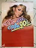 Poster Mariah Carey – We are the 90's – 60 x 80 cm
