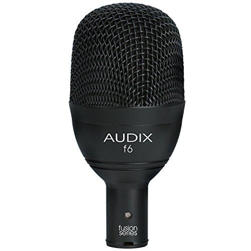 Audix F-6 Dynamisches Instrumenten-Mikrofon der neuen Fusion-Serie