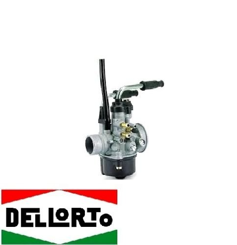 03067 Carburatore DELL'ORTO PHBN 17,5 LS 2T scooter 50 100 aria manuale