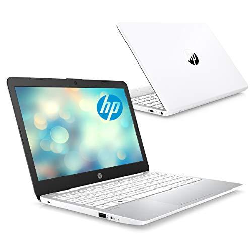 HP Laptop Intel Celeron 4GB Memory 64GB eMMC Windows 10 S-Mode HP Stream 11-ak0000 (Model #1W4Z1PA-AAAAAA)