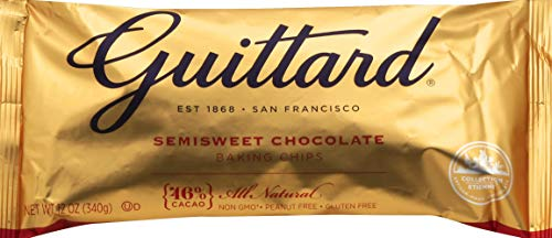 Guittard Semi Sweet Chocolate, 12 oz