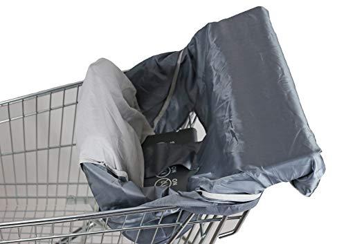 Einkaufswagenschutz Baby Sitz für Einkaufswagen Hygieneschutz Elternstolz