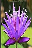 Diario De Nenúfares: Lleve un registro de todas sus actividades con este cuaderno fácil de seguir.