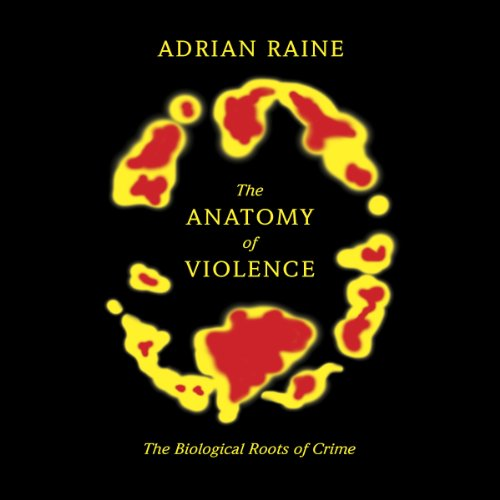 The Anatomy of Violence audiobook cover art