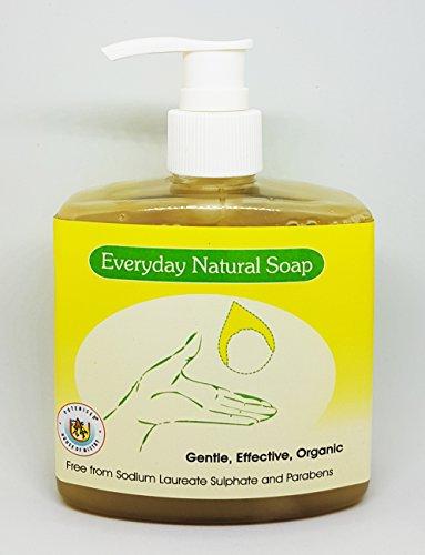 The House of Mistry Organische vloeibare zeep voor elke dag