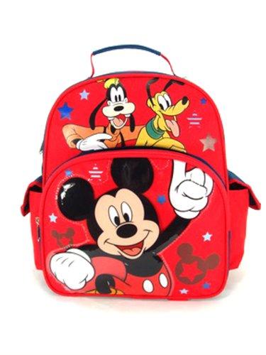 pequeña Mickey, Donald, y Pluto Mochila