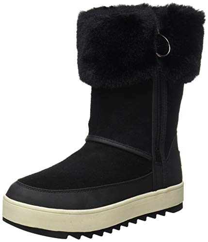 Koolaburra by UGG Women's Tynlee Boot, Black, 36 EU