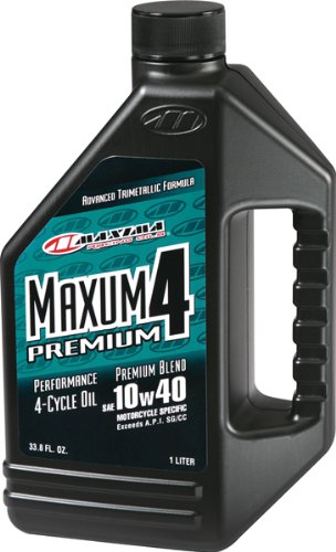 Maxima Maxum4 Premium Oil - 10W40 - 1L. 34901