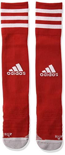adidas Unisex Erwachsene Adi 18 Socks, power red/White, 27-30