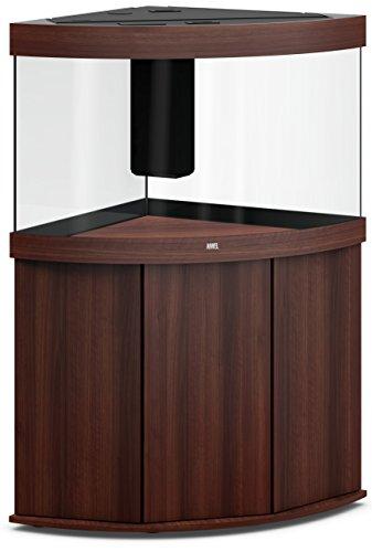 Juwel Aquarium 16751 Trigon 190 LED, mit Unterschrank SBX, dunkles holz