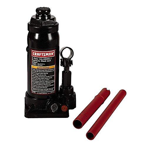 Craftsman 9-50282 6 Ton Hydraulic Bottle Jack