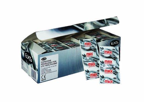 EXS Max Protection Condooms iets dikker pakket 144