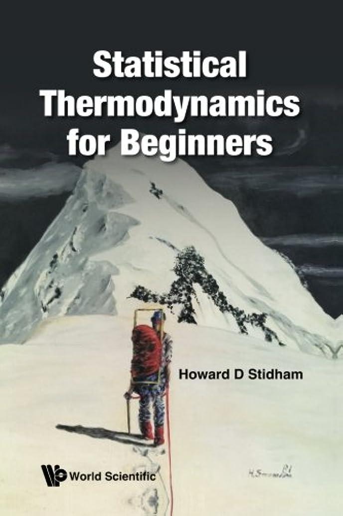 眉をひそめる皮ウィザードStatistical Thermodynamics for Beginners