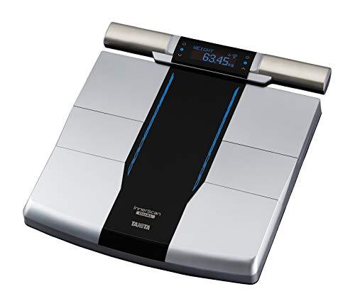 Tanita RD-545 Pèse-personne Impédancemètre, analyseur corporel avec Segmentation et Bluetooth