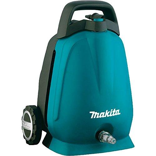 Makita HW102 Hochdruckreiniger, 1300 W, 230 V, Schwarz/Blau