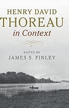 Henry David thoreau في context (literature في context)