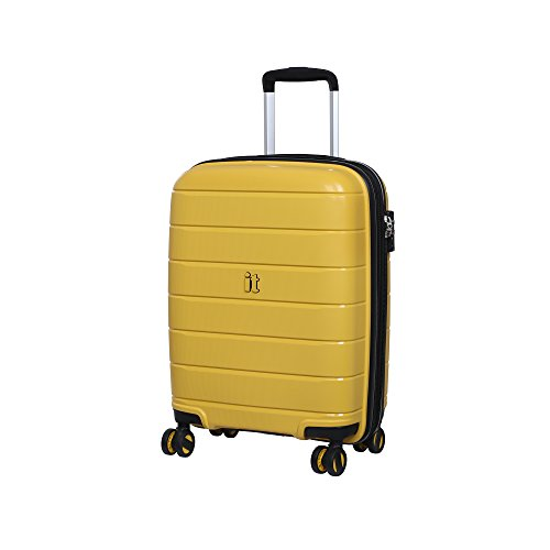 it luggage Asteroid Suitcase, 54 cm, 57 L, Cheese Yellow