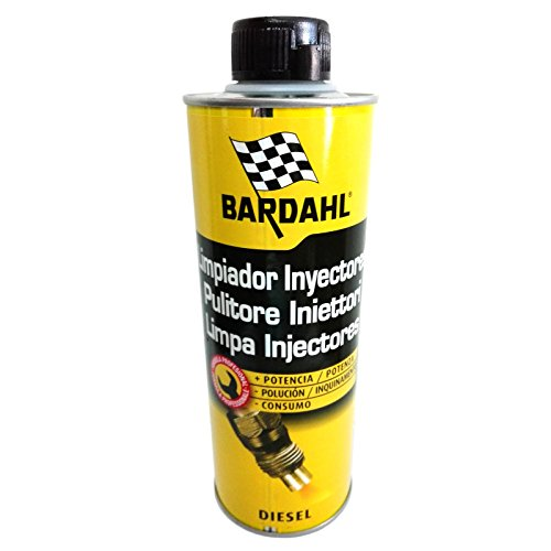 Additif nettoyant pour injecteurs Bardahl Diesel Injector Cleaner 500 ml